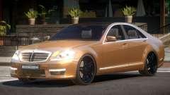 Mercedes Benz S600 GST para GTA 4