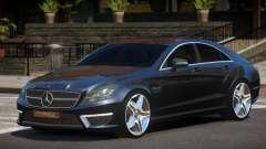 Mercedes Benz CLS 63 L-Tuned para GTA 4