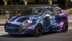 Fiat Punto TR PJ2 para GTA 4