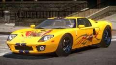 Ford GT1000 RS PJ2 para GTA 4