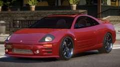 Mitsubishi Eclipse SL para GTA 4