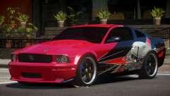 Ford Mustang G-Tuned PJ6 para GTA 4