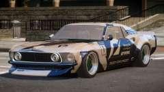 Ford Mustang TR Custom PJ6 para GTA 4
