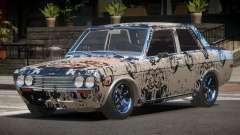 1972 Datsun Bluebird 510 PJ4 para GTA 4