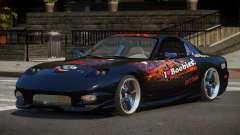 Mazda RX7 PSR PJ3 para GTA 4