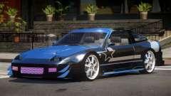 Nissan 240SX D-Tuned PJ1 para GTA 4