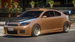 Scion tC R-Tuning para GTA 4