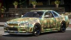 Nissan Skyline R34 SL PJ1 para GTA 4