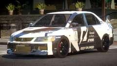 Mitsubisi Lancer IX SR PJ1 para GTA 4