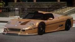 Ferrari F50 SR para GTA 4