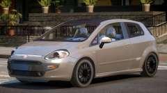 Fiat Punto TR para GTA 4