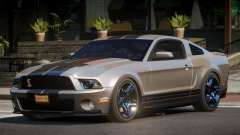 Shelby GT500 TR
