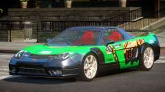 Honda NSX Racing Edition PJ2 para GTA 4