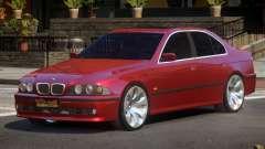 BMW M5 E39 TR para GTA 4