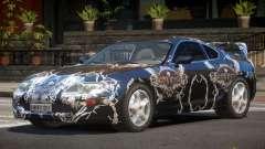 Toyota Supra G-Style PJ5 para GTA 4