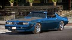 1989 Pontiac Firebird para GTA 4