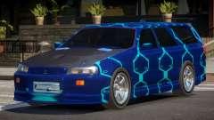 Nissan Stagea RS PJ2 para GTA 4