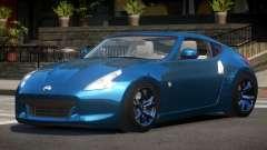 Nissan 370Z TR para GTA 4