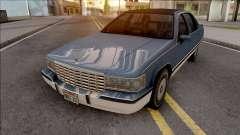 Cadillac Fleetwood Brougham 1993 para GTA San Andreas