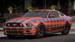 Ford Mustang GST PJ5 para GTA 4