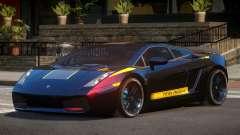 Lamborghini Gallardo FSI PJ6 para GTA 4