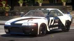Nissan Skyline R32 V-Style PJ2 para GTA 4