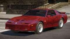 1991 Pontiac Firebird PJ5 para GTA 4