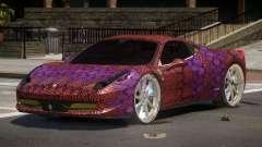 Ferrari 458 R-Tuned PJ3 para GTA 4