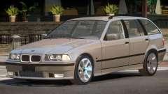 1999 BMW 318i E46 para GTA 4