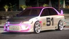 Mitsubishi Lancer G-Style PJ1 para GTA 4