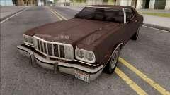 Ford Gran Torino 1976 Brown