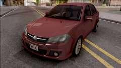 Proton Saga FLX v2.0 para GTA San Andreas