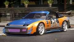 Nissan 240SX D-Tuned PJ3 para GTA 4