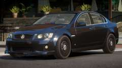 Holden Commodore Spec