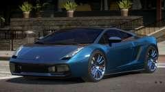 Lamborghini Gallardo SL para GTA 4
