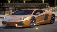Lamborghini Aventador G-Tuned para GTA 4