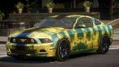 Ford Mustang GST PJ4 para GTA 4