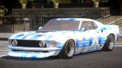 Ford Mustang TR Custom PJ1 para GTA 4