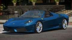 Ferrari F430 S-Tuned para GTA 4