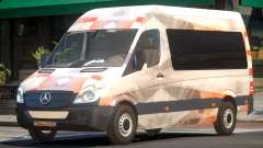 Mercedes Benz Sprinter MR PJ1
