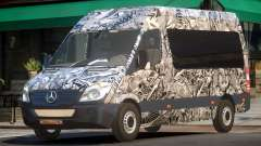 Mercedes Benz Sprinter MR PJ6