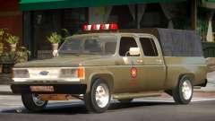 Chevrolet D20 Army
