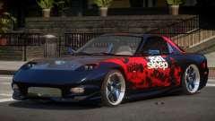 Mazda RX7 PSR PJ2 para GTA 4