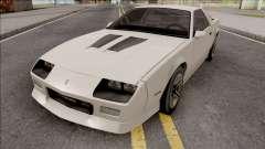 Chevrolet Camaro Z28 1986