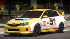 Subaru Impreza WRX SR PJ6