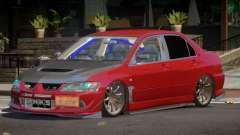 Mitsubishi Lancer 8 TR para GTA 4