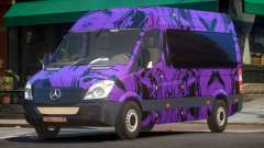 Mercedes Benz Sprinter MR PJ5