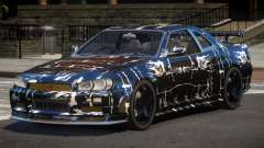 Nissan Skyline R34 SL PJ2 para GTA 4