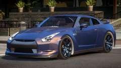 Nissan GTR ST