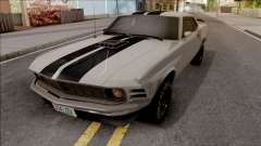 Ford Mustang Boss 320 1970 [RHA] 1.1